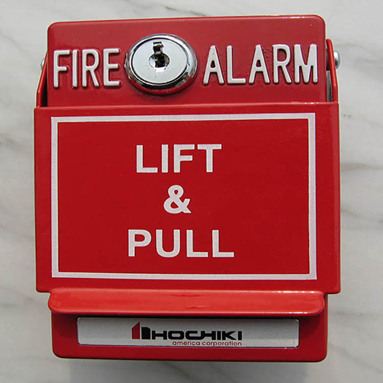 CALL POINT FIRE ALARM PULL STATIONS F102