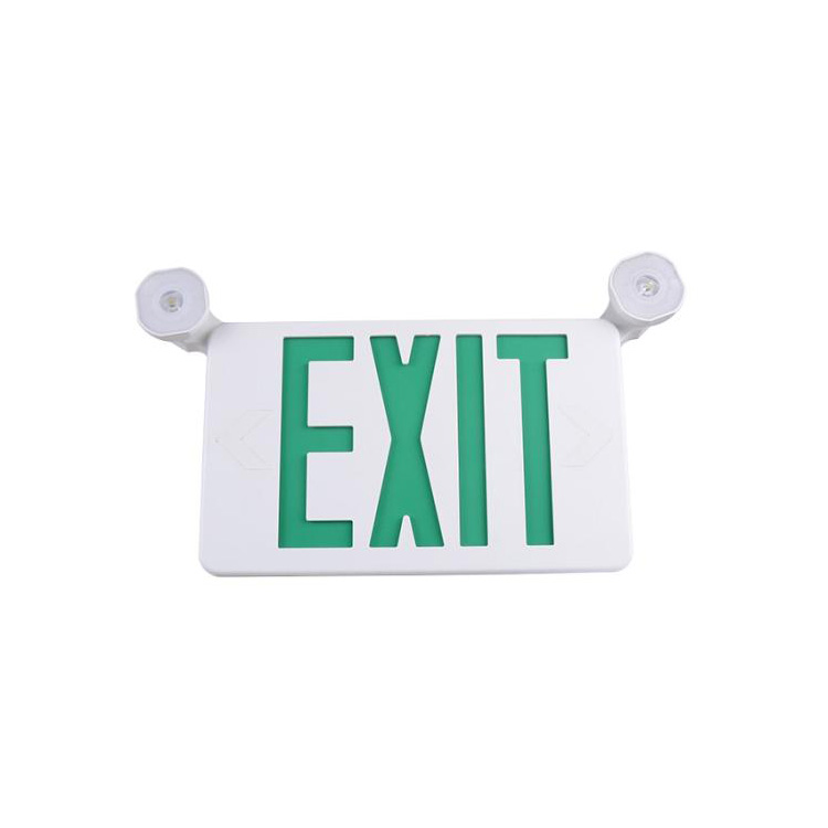 CHINA TOP 1 EMERGENCY LIGHTING MANUFACTURER EMERGENCY LAMP EXIT SIGN WITH UL CERTIFICATE