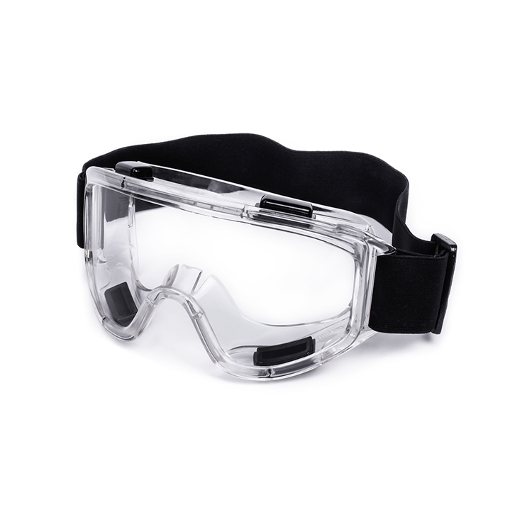 DUST PROTECTION SAFETY POLYMERIC GOGGLES SG-006