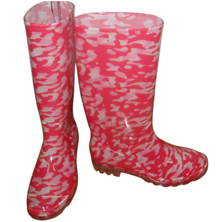 FASHION WOMEN'S WHOLESALE GUMBOOTS WOMEN RAIN BOOTS SAFETY SHOES FB-E0201