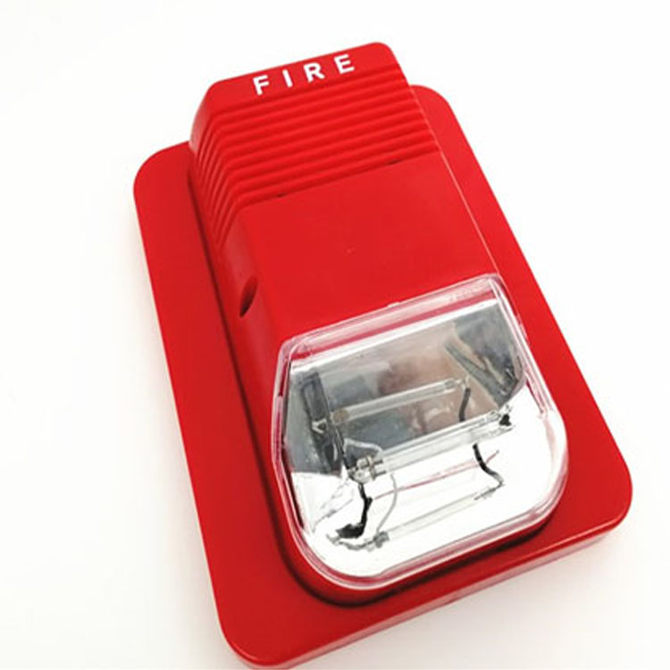 FIRE ALARM SOUNDER FOR CONVENTIONAL FIRE DETECTION ALARM SYSTEM