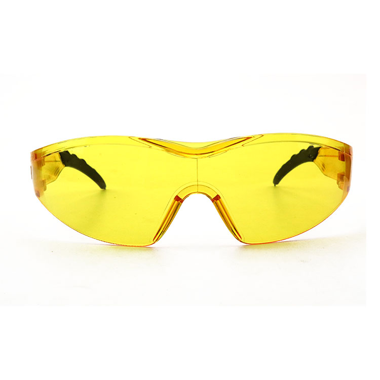 GLAZZY FACTORY MANUFACTURE CHEAP ANTI-FOG PROTECTIVE SAFETY GLASSES ANTI-SCRATCH SAFETY GLASSES SG-209