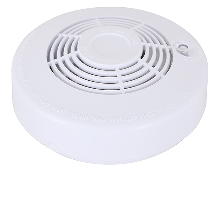 HIGH SENSITIVE STANDALONE 9V BATTERY PHOTOELECTRIC FIRE ALARM SMOKE DETECTOR DSW108A