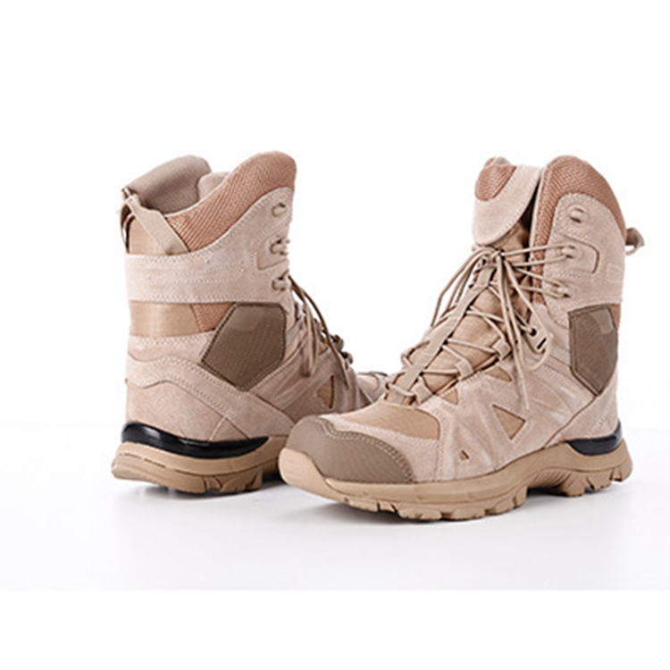 CUSTOMIZED MILITARY BOOTS