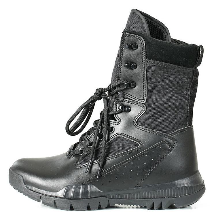 POLICE MILITARY BOOTS
