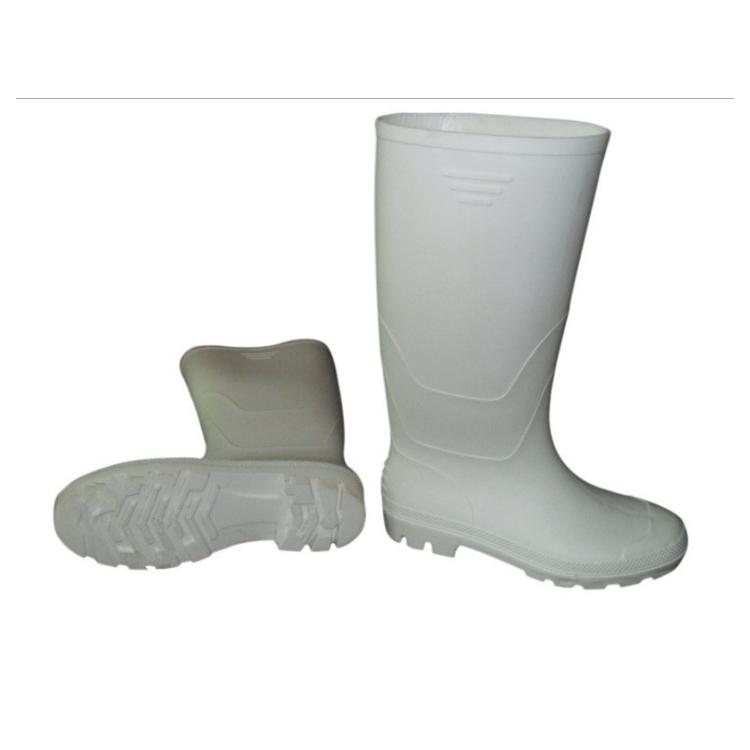 LOW PRICE MEN CHEAP BASIC PVC RAIN BOOTS SAFETY SHOE FB-E0102