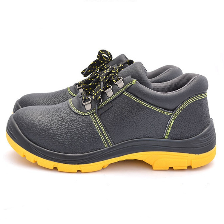 MEN SHOES GENUINE LEATHER SEPATU BOOT TIGER SAFETY SHOES