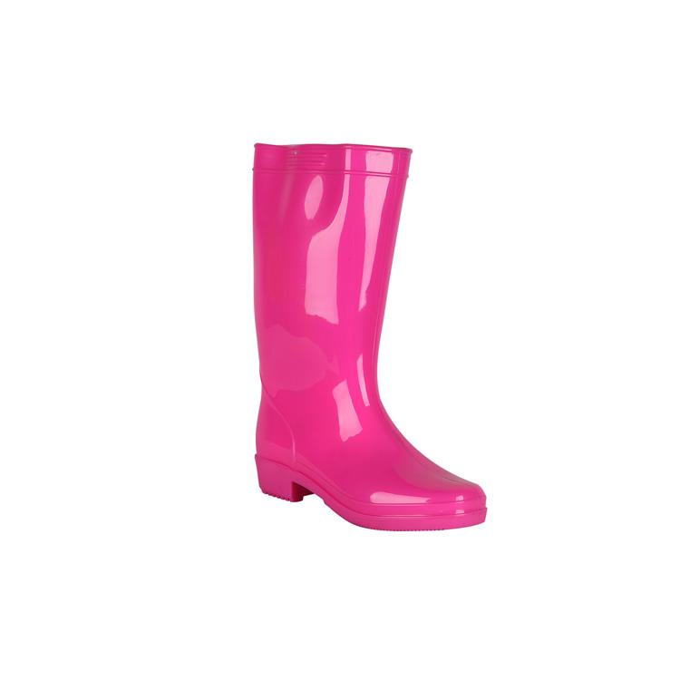 NEW STYLE NEOPRENE SEXY GIRLS PLASTIC PVC GUMBOOTS CUSTOM RED BAND WHITE GUMBOOTS