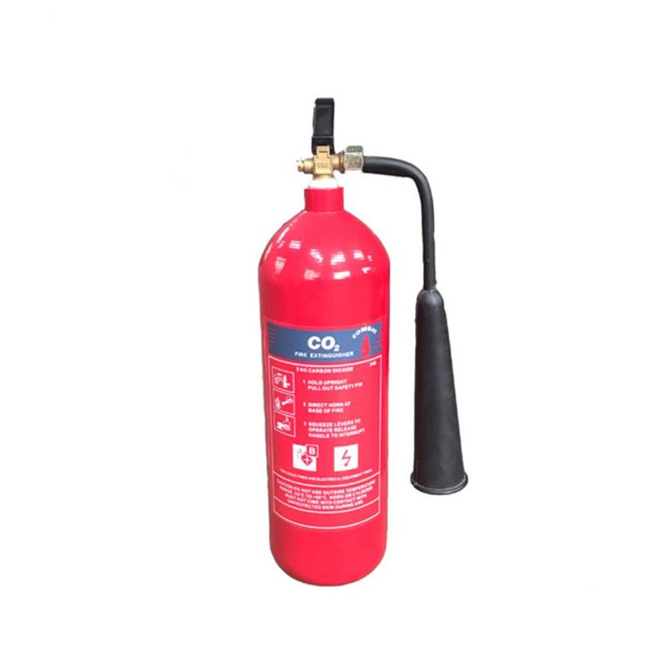 PORTABLE MT2 2KG CO2 CARBON DIOXIDE FIRE EXTINGUISHER