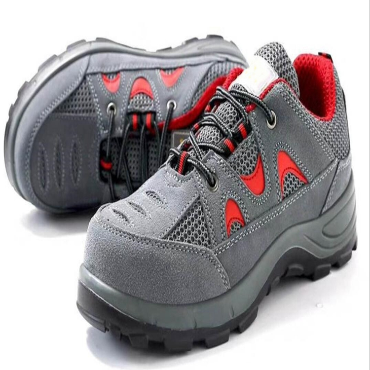 PU OUTSOLE CE BRAND SAFETY SHOES MAN