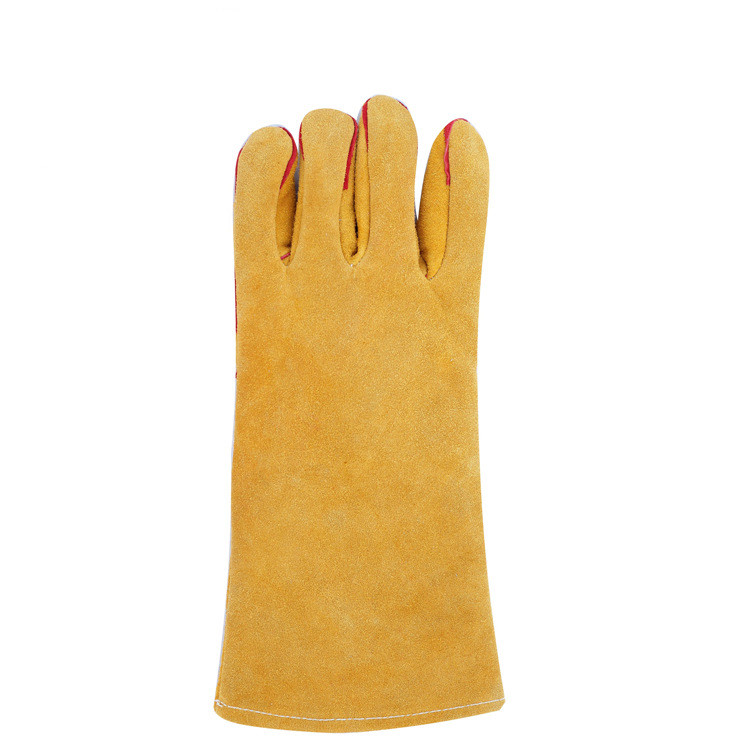 Long Top Quality Safety Working Welding Gloves