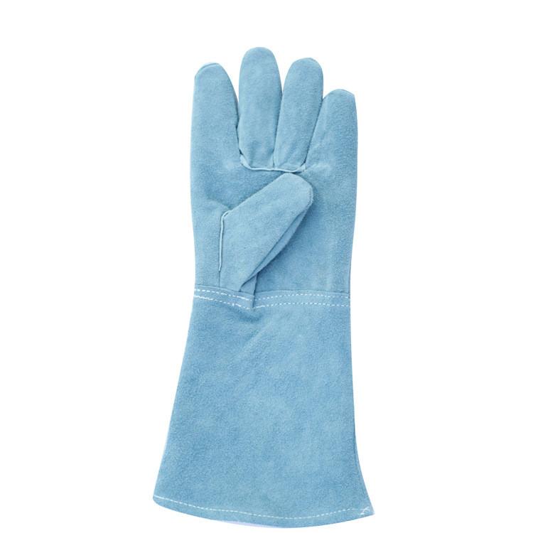 Heat Resistance Welding Safety Glove Work Gloves Leather