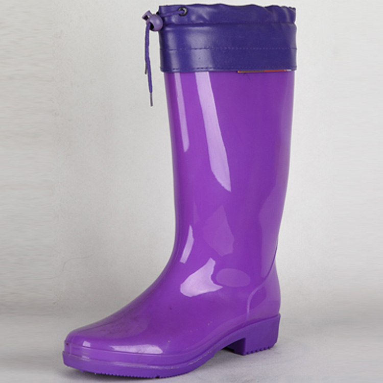 WINTER WARM FUR LINING WITH STEEL TOE RUBBER BOOTS RAIN SHOES GUMBOOTS LINING IN OTHER COUNTRY
